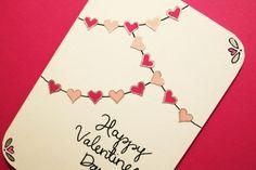 valentines kort