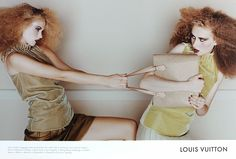 By Bruno Dayan for Louis Vuitton