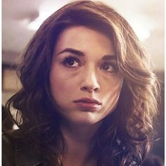 Allison Argent Teen Wolf. Teen Wolf ❤ liked on Polyvore featuring teen wolf, crystal reed, people, hair y crystal
