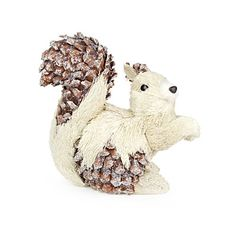 Woodland Wonder Sisal Pinecone Squirrel at Big Lots.  #BigLots