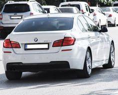 BMW 520d / F10