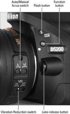 Nikon d5200 for Dummies Cheat Sheet. Im so glad i found this!