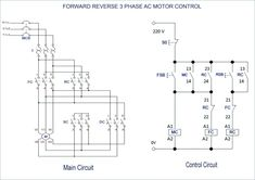 Using Star-Delta Motor Control (With Circuit Diagrams