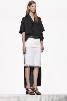 NUBU HURBA shirt / NUBU TAPA skirt / NUBU YANUS belt