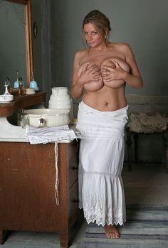 Hand bras Nude big tit