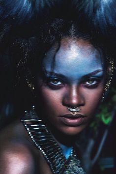 Rihanna / W Magazine
