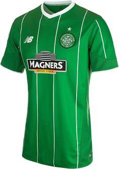 cf741a963 New Balance Celtic Away Jersey