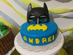 batman cake for my son's 1st birthday