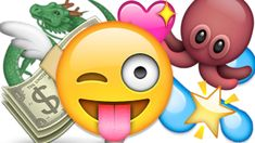 Emoji Push Aside Emoticons on Your Smartphone