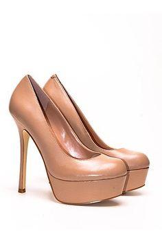 Steve Madden High Heel Pumps Allyy Blush: Amazon.de: Schuhe & Handtaschen