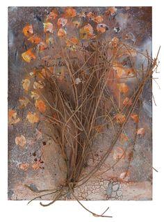 """""""Anselm Kiefer (German, b. 1945), Maria im Rosenhag, 2006.  """""""