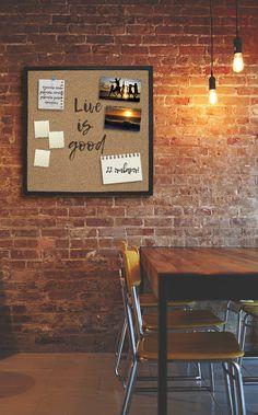 Пробковая доска / Cork board. Size: 60х80 cm. Рама / Frame: МДФ / MDF. Price: $35 #пробковаядоска #пробковыедоски #corkboard #handmade #доскадлязаметок #интерьер