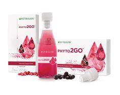 Nutrilite® Phyto2GO™ Immunity Drink Twist Cap Starter Pack: