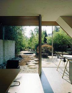 "smallspacesblog:  "" Mecanoo - House with a studio, Rotterdam 1991.  THANKS, SUBTILIAS  """
