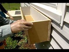 #How to Build and Install Window Boxes - This Old House