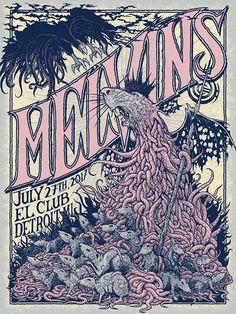 Melvins by Ben Nylen