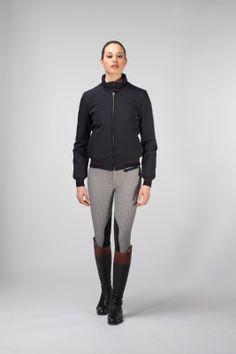 Cavalleria Toscana Woman- Bomber Jacket