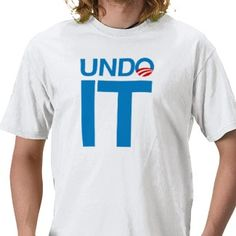UNDO IT TEE SHIRT