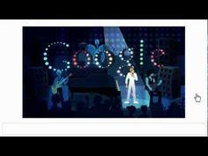 ▶ Freddie Mercury google doodle - YouTube