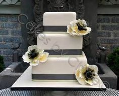 square grey wedding cake - Yahoo Search Results Yahoo Image Search Results