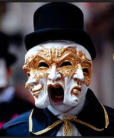 Image result for carnivale mask