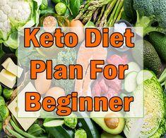 Keto Diet For Beginners, Recipes For Beginners, Keto Meal Plan, Diet Meal Plans, Carb Free Recipes, Keto Recipes, Keto Foods, Healthy Recipes, Body Makeover