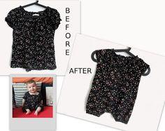 OrloSubito it: Prima e dopo: da blusa a tutina