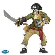 "Zombie Pirate - Papo - Toys ""R"" Us"