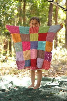 The book blanket by Foxs Lane. No pattern but oh my...the pictures are just gorgeous. Also take a look at her blog for more pictures. http://foxslane.blogspot.com.au/2013/01/the-old-bottom-shed.html