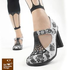 Shoes - Spiderweb Heels