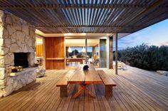 outdoor living.