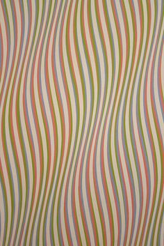 Bridget Riley | Zephyr. 1976.