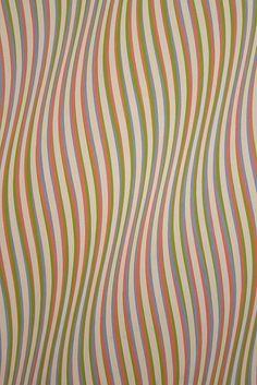 Zephyr - Bridget Riley (1976)