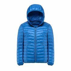2017 New Casual Brand White Duck Down Jacket Men Autumn Winter Warm Coat Men's Ultralight Duck Down Jacket Male Windproof Parka