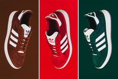 #adidas Originals Suisse Pack #sneakers