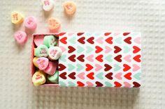 Candy-Filled Matchbox