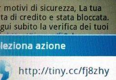 """""""La tua postapay è stata bloccata"""": Occhio a questo messaggio, fate attenzione - http://www.sostenitori.info/la-tua-postapay-e-stata-bloccata/273656"""