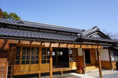 Ibaragi Aiki Dojo Exterior Dojo, Exterior, Cabin, House Styles, Outdoor Decor, Home Decor, Decoration Home, Room Decor, Cabins