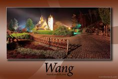 Wang in the dark