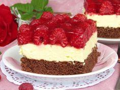 Cake Recipes, Dessert Recipes, Vegan Junk Food, Vegan Smoothies, Sweets Cake, Vegan Kitchen, Polish Recipes, Vegan Sweets, Yummy Cakes