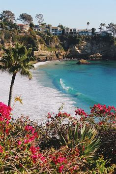 Laguna Beach, California...