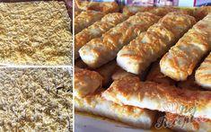 Sýrové tyčinky z extrémně jednoduchého těsta - 30 minutová rychlovka ke skleničce vína | NejRecept.cz Food And Drink, Pizza, Bread, Eten, Brot, Breads, Bakeries