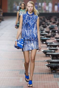 Kenzo Spring/Summer 2014 Ready-To-Wear Collection | British Vogue