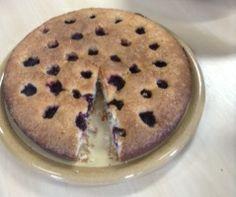 a Fabulous Black cherry Surprise cake