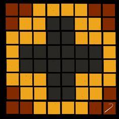 Representación en 8x8 Pixels de Famicom #alttext Representation in 8x8 pixels of Famicom #metsuke #metsu #met #drawing #draw #art #dibujo #dibujos #arte #paper #51 #madewithpaper #artists_community #microhobbit