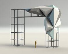 Diseñador Ignacio Stesina (portal de ingreso)