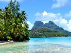 Travel guide to Mooréa and Bora Bora