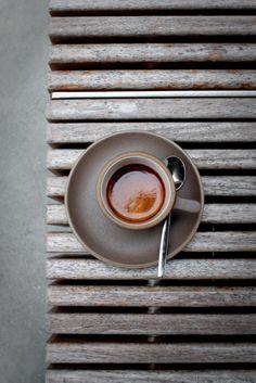 Coffee Shots - SF MOMA