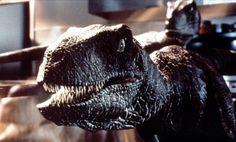 "Jurassic Park - The kitchen scene :D ""cling clong...*"