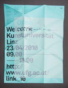 Open Workspace UfG Linz — Woifi Ortner